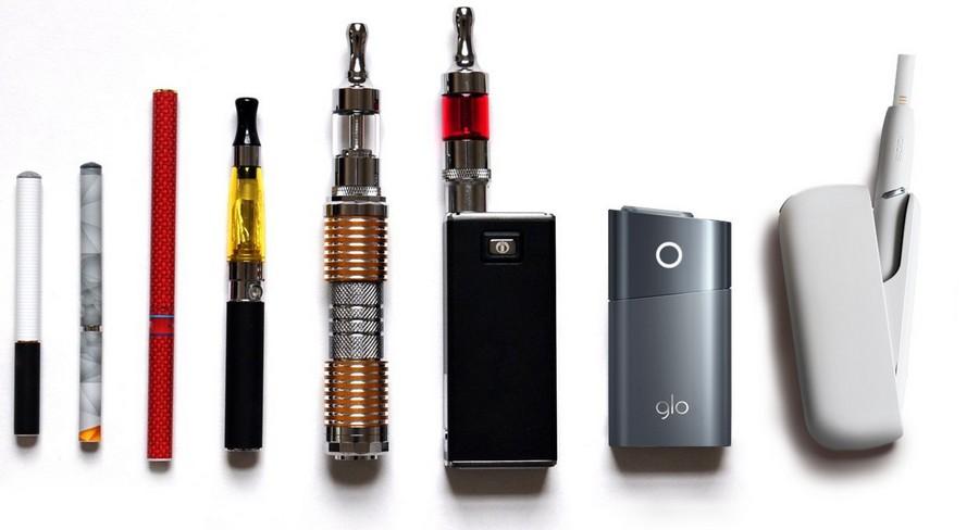 вейп, IQOS, альтернативные методы курения